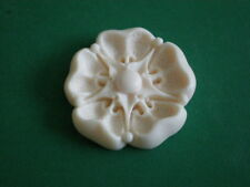 Decorative Resin Moulding - Classic Traditional Flower English Tudor Rose
