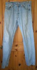 Levi's 501 Vintage Killer Fade Thrasher Jeans, Made in USA, 33 x 33.  J5