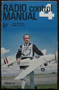 Radio Control Manual No. 4. Technical Publication
