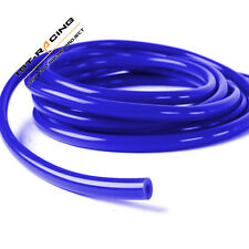 UNIVERSAL BLUE SILICONE VACUUM BOOST VAC HOSE PIPE TUBE 8MM ID X 12MM OD 1m
