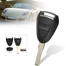 2 Buttons Remote Key Fob Case Shell For Porsche 911 997 Carrera S 2S 4S Cayenne