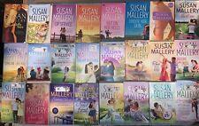 Lot Of 24 Susan Mallery Paperback Books -  Contemporary Romance