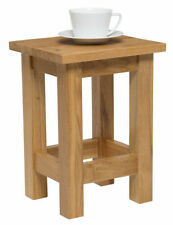Oak Rectangle Less than 30 cm Width Side & End Tables