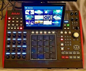 Akai MPC X Standalone Music Production Center Sampler Sequencer