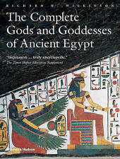 Complete Gods and Goddesses of Ancient Egypt by Richard H. Wilkinson (Paperback, 2017)