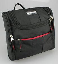 WENGER Toiletry Bags Hängeorganiz, Kulturtasche, Tasche Beauty Case, schwarz