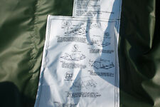 Tent,Frame Type,Temper Tent,Camping,Military,Mil itary Surplus,Out Doors