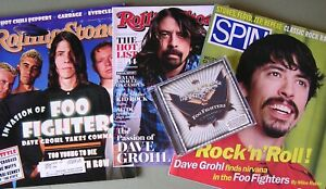 """Foo Fighters """"Time Capsule"""" Collector's Package by Tim Van Schmidt"""