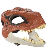 Brand New JurassIc World Velociraptor Mask Moving Jaw Legacy Collection Dinosaur