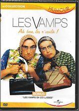 DVD ZONE 2--SPECTACLE--LES VAMPS--AH BEN LES R' VOILA !--NEUF