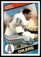 1984 Topps #76 Robert Brazile HOF Houston Oilers / Jackson State