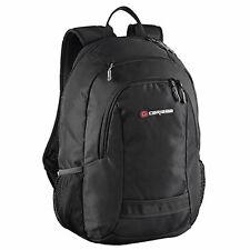 Caribee Nile 30lt Multi Compartment Daypack Backpack Black
