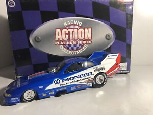 1997 Tom Hoover Pioneer 1:24 NHRA Dodge Funny Car Action MIB 1/6000