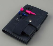 Golf Wallet, navy blue T2G, Synthetic leather, essentials for the golf course