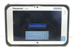 Panasonic ToughPad FZ-M1 Core i5-4302Y 1.60GHz 4GB Touch Screen - Bios Locked