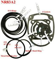 CoFast® Feed Piston 3 O-Rings Gasket Cover Aftermarket Hitachi NV45AB2 Roofing