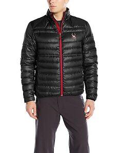 *Spyder Men's Prymo Jacket Med Black/Red NWT