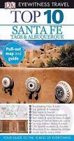 Top 10 Eyewitness Travel Guide - Santa Fe, Taos and Albuquerque