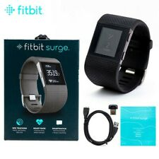 Fitbit Surge Fitness tracker watch, Large, Black