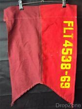 US Navy Military Pennant Flight Flag Marked FLT 4598-69