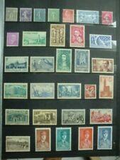 Collection de timbres Neufs** de France en classeur ,cote 4729 €