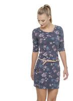 Ragwear Kleid Tanya Flowers navy XS oder XL