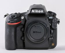 Nikon D810 36.3 MP Digital SLR Camera - Low Shutter count 8476 + RRS BD810 Plate
