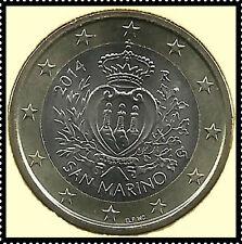 1 EURO  San Marino 2014 *** 1 EURO  San Marino 2014 !!!