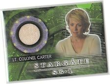 Stargate SG-1 Season 10 (Ten) - C53 Lt Sam Carter - Amanda Tapping Costume Card