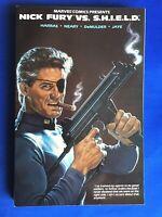 NICK FURY VS SHIELD TPB (1989) 1ST PRINT MARVEL COMICS