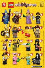 Lego Minifiguren #71007 Serie 12