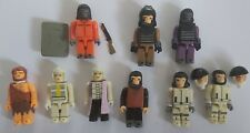 More details for planet of the apes kubrick lot - 9 various characters- japanese import