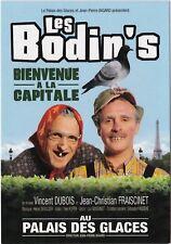 Les BODIN'S  carte postale publicitaire   Bienvenue à la Capitale