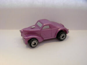 VINTAGE MICRO MACHINES FORD WILLYS COUPE IN PURPLE