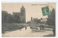 28 JANVILLE , PLACE DE L' HOSPICE