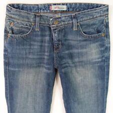 Femme Levis 572 Bootcut Blue Jeans W29 L34 UK Taille 10