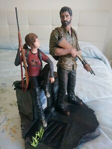 The Last Of Us Ellie and Joel Action Figure