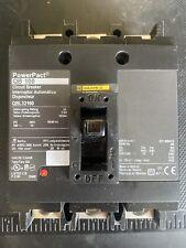 Square D Qbl32100 3 Pole 100 Amp Circuit Breaker