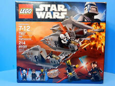 Lego Star Wars 7957 Sith Nightspeeder    214 Pieces New!