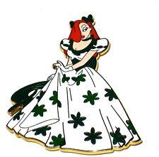 Scarlett O'Hara Gone with the Wind Le100 Disney Pin Jessica Rabbit Screen Legend