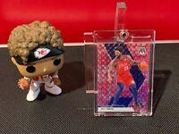 2019-20 Panini Mosaic Joel Embiid PINK Camo Prizm #189 Philadelphia 76ers!
