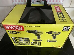 ryobi drill impact driver Set ONE+ 18V