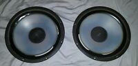"Marantz DR120 Speakers Pair of Marantz 12"" Speakers 841.731.000 For Repair"