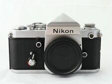Nikon F2 with DE-1 prism finder ELF
