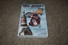 New Jersey Curiosities by Peter Genovese 2003 1st edition characters oddities