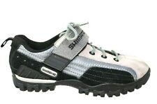 SHIMANO SH-MT40 Mountain Touring Cycling Shoes Black/Gray Size US 7 EU 40