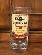 Captain Morgan Puerto Rican Rum Limited Drinking Pint Glass Tumbler