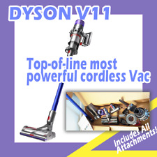 Dyson V11 Torque Drive Cordless Stick Vacuum Cleaner Blue