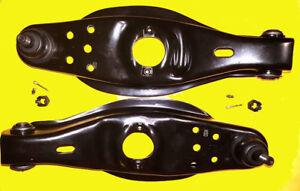 Lower Control Arm Kit 2 Pcs 72 93 Dodge  D150 D200 D250 Axle 3000 3300 3600 LBS