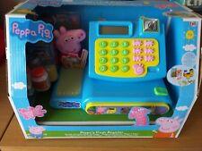 Peppa Pig Cash Register Shopping Sounds Conveyor Belt Food Money